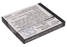 BATTERIA agli ioni di litio per Panasonic Lumix DMC-FS16 Lumix dmc-fp7n Lumix dmc-fp7k NUOVO