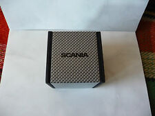 Scania watch box case empty used rare