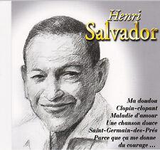 CD 18T HENRI SALVADOR CHANSONS PASSION BEST OF 2003