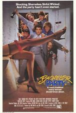 """BACHELOR PARTY Movie Poster [Licensed-NEW-USA] 27x40"""" Theater Size (Tom Hanks)"""