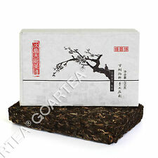 2011 yr 250g Yunnan MengKu Iceland Ancient Tree Pu'er Puer puerh Raw Brick Tea