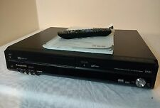 panasonic dmr-ez48veb DVD/VCR multi region,HDMI,freeview, convert vhs to DVD