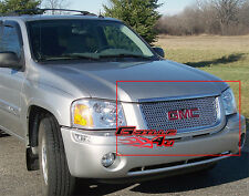 Fits GMC Envoy Stainless Steel Punch Grille Insert 01-09