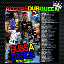 DJ Roy - Buss A Dance Dancehall Mixtape. Reggae Mix CD. 2016