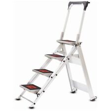 4 step Little Giant Safety Step Ladder jumbo 10410BA - In stock ready to Ship
