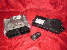 BMW E81 E90 E91 E60 E61 1 3 5's 2.0d N47 DIESEL Eng CONTROL UNIT DDE CAS Key Set