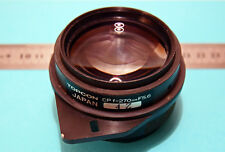 "Vintage WIDE ANGLE 270mm F5.6 TOPCON CP Copy  Large Format 11X14"" 8X10"" HD  LENS"