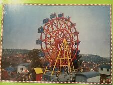 IHC HO Scale Carnival Ferris Wheel Deluxe Kit No.5210 with Motor & Wires NIB