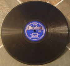 "78 By Johnny Hodges, ""Dream Blues"" on Vocalion"