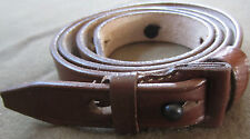 WWII GERMAN MP44 STG 44 LEATHER CARRY SLING