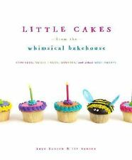 Baking Cookbook Little Decorated Cakes Mini Cupcakes Icing Glazing Cheesecake