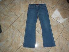 H2087 LEVIS 557 Eve square cut straihgt Jeans w30 bleue état: bon