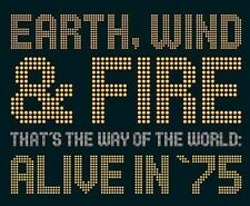 That's The Way Of The World: Alive In '75 - Earth Wind & Fire (2002, CD NEUF)