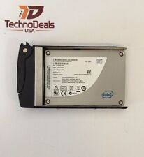 INTEL X25-M 80GB DISQUE DUR SSDSA2M080G2GN 6.3cm MLC 7.0MM 34NM
