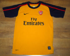 Nike Arsenal 2008/2009 away shirt (For age 12/13)