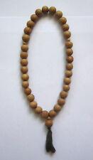 Wooden Rosary Beads Ukraine Handmade  NEW