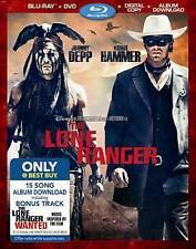 The Lone Ranger ( 2013, BlueRay, 720p) Digital Download Only-Read Below!