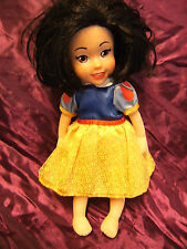 Disney Snow White and the Seven Dwarfs Zapf Creations Doll 13""