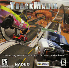 TRACKMANIA  -  PC GAME *** Brand New & Sealed ***