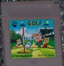 GOLF GAME BOY / COLOR / ADVANCE JAP 768 1794