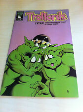 1996 Trollords #1 Tapestry Comic Book CREEPSVILLE Frank Kurtz SCOTT BEADERSTADT