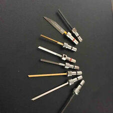 New engraving cutting bits Jewelry tool for Pneumatic Impact Engraving Machine