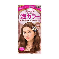 liese prettia☆KAO-Bubble Hair Color Kit  Rose Tea Brown