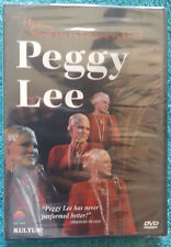 The Quintessential Peggy Lee New DVD Sealed In Factory Plastic Fast Shipping !
