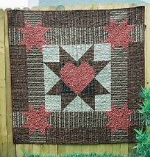 Meme's Quilts - My Prim Star Pattern FREE US SHIPPING