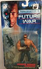 New Terminator 2 Judgment Day Future War, Hidden Power Terminator Kenner 1992