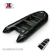 "15' 6"" (470-MIL) INMAR Military Inflatable Boat-Dive/Fish/Scuba - Aluminum floor"