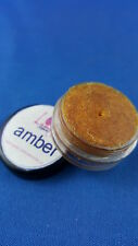 Solid Amber Butter Perfume Essential & Fragrant Oil Natural No Alcohol