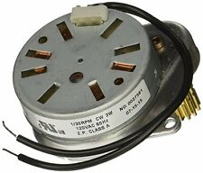 Fleck 5600 Replacement Timer & Piston Drive Motor - Genuine Fleck Part# 18743, N
