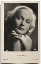 Echtes Original 1930er Jahre Camilla HORN, Schauspielerin