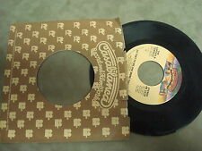 THE CAPTAIN & TENNILLE- DO THAT TO ME ONE MORE TIME/ DEEP IN THE DARK  45 RPM LP