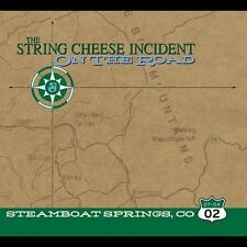 July 4 2002 Steamboat Springs Co: On the Road, String Cheese Incident, New Live,