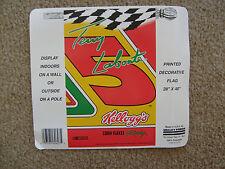 "NASCAR TERRY LABONTE # 5 KELLOGG'S SIGNATURE SERIES 28""X40"" POLE FLAG"