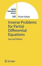 Inverse Problems for Partial Differential Equations (Applied Mathemati-ExLibrary