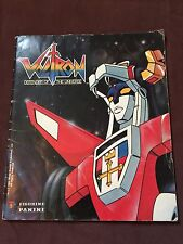 Vintage 1984 Voltron Defender of the Universe Panini Sticker Album W/ Stickers