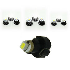 10pcs Hot White LED Car Lamp Bulbs T3 HVAC Climate Control Lights Save Energy