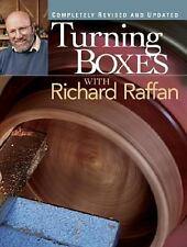 Turning Boxes: with Richard Raffan (Fine Woodworking DVD Workshop) by Raffan, R