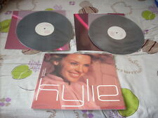 """a941981 Kylie Minogue Double 12"""" LP Single Spinning Around"""