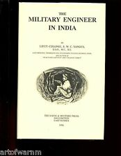 THE MILITARY ENGINEER IN INDIA., LTC E Sandes, UK HB/dj