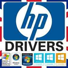 HP Windows PC & Laptop DRIVERS Virus Recovery/Restore/Repair/Fix XP/Vista/7/8/10