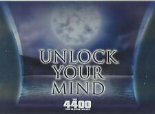 "The 4400 Season 2 - CL-1 ""Unlock Your Mind"" Case Loader Card"