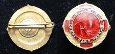 1927  Pin  Opera Cardinal  Ferrari  smaltato