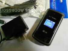 GOOD!!! LG VX5500 Camera GPS Bluetooth CDMA Speaker Flip VERIZON Cell Phone