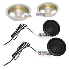 "TX110 1-3/4"" 360 Watt Dome Tweeter Speaker Car Stereo Kit (pair)"