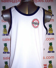 Bintang Beer Bali Singlet Vest Top White size M **UK STOCK** New