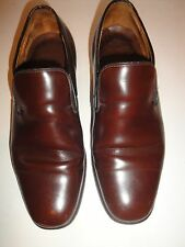 CHURCH'S BROWN LEATHER VINTAGE LOAFER MENS SHOE SIZE 7.5 M
